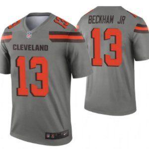 Men's Cleveland Browns 13 Beckham JR Jersey